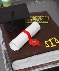 Корпоративный торт КТ21 фото