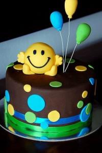 Детский торт Смайлик ДТ111 фото