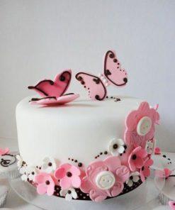Детский торт Бабочки ДТ106 фото