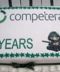 Корпоративный торт КТ10 фото