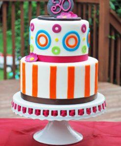 Праздничный торт ПТ108 фото