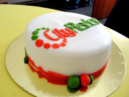 Торт на корпоратив КТ30 фото