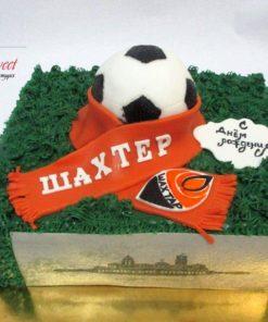 "Праздничный торт ""Шахтер"" ПТ99 фото"