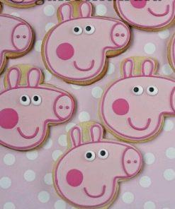 Детское печенье Свинка Пеппа ДП22 фото