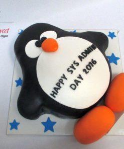 Корпоративный торт на день сисадмина КТ4 фото