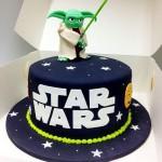 Детский торт Звездные войны ДТ82 фото