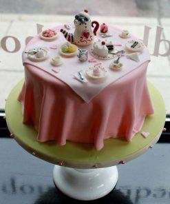 Праздничный торт Чаепитие ПТ110 фото