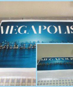 """Корпоративный торт """"Megapolis"""" КТ26 фото"""