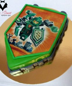Детский торт лего ДТ12 фото