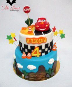 Детский торт ДТ11 фото