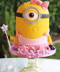 Детский торт Миньон Фея ДТ120 фото