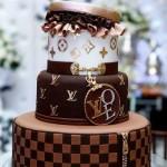 Праздничный торт Луи Витон ПТ53 фото