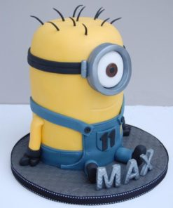 Детский торт Миньон ДТ117 фото