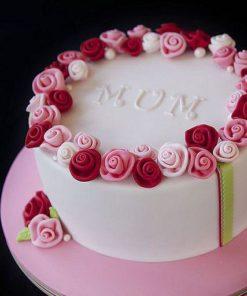 Праздничный торт Маме ПТ81 фото