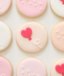 Свадебное печенье СВ23 фото