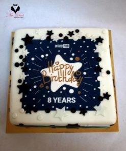 Корпоративный торт на годовщину компании КТ12 фото