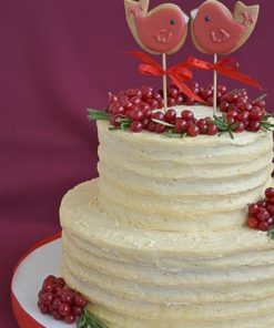 Торт без мастики БМ16 фото