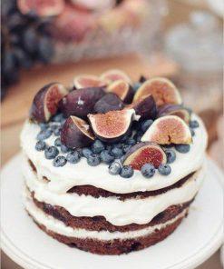 Голый торт без мастики БМ5 фото
