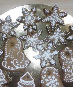 Новогоднее печенье НП1 фото 1