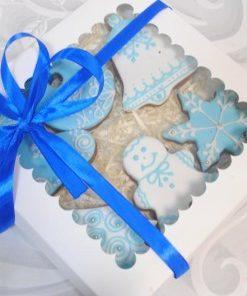Новогоднее печенье НП6 фото