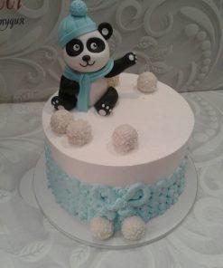 Новогодний торт НТ2 фото